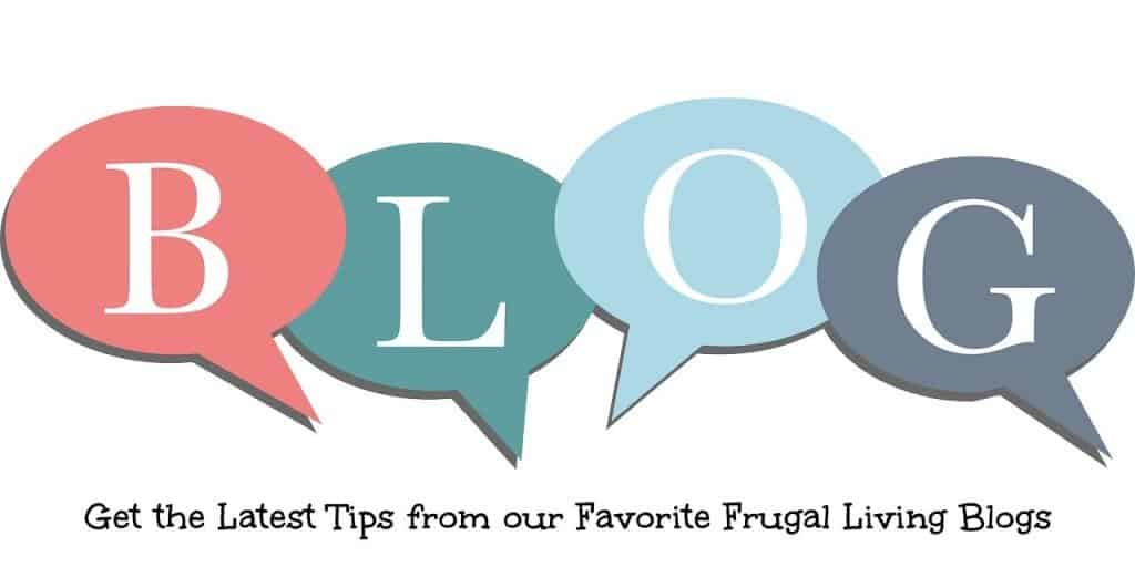 The best way to get the latest frugal living tops is from the top bloggers.