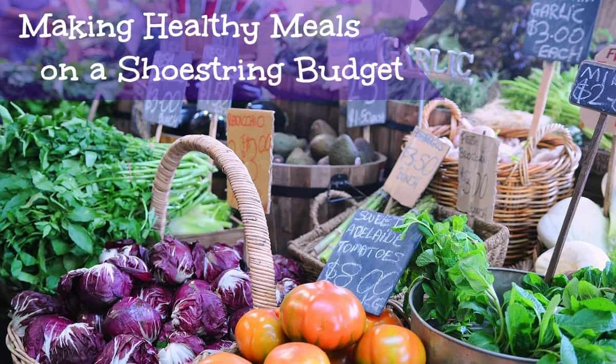 How to plan and prepare healthy meals while keeping to a budget. Prepare inexpensive healthy meals for your family plus our favorite blogs with healthy simple recipes.