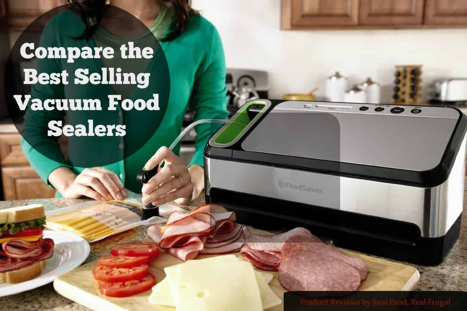 Best Vacuum Sealer Reviews of 2018