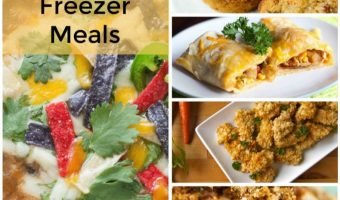 Five Make-Ahead Meals Using a Food Sealer