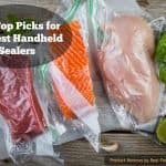 Our Top Picks for the Best Handheld Vacuum Sealer